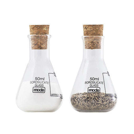 Salt & Pepper Lab Ware