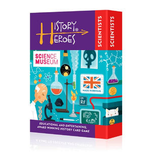 History Heroes - Scientists