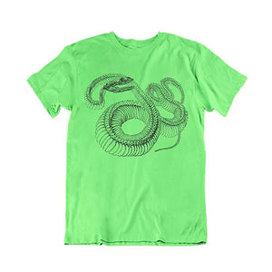 Boa Constrictor Skeleton Children's T-Shirt