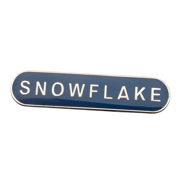Snowflake  - Badge of Honour