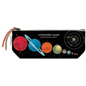 Astronomy Chart Pencil Case