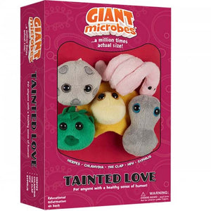 Tainted Love - Giant Microbe Set