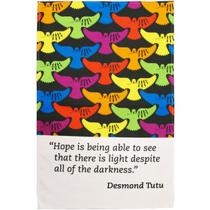 Desmond Tutu Tea Towel