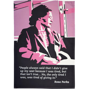 Rosa Parks Tea Towel