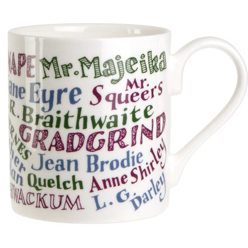 Teachers in Literature Mug