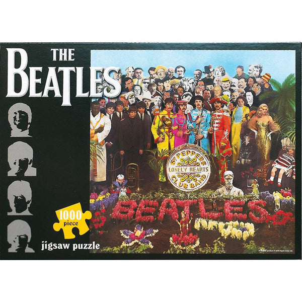 The Beatles - Sergeant Pepper 1000 Piece Jigsaw Puzzle