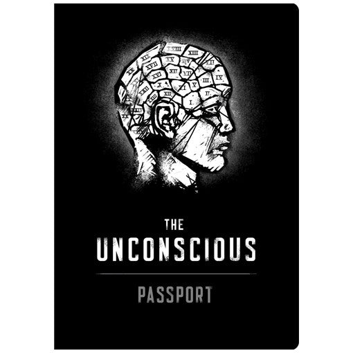 The Unconscious Passport Notebook