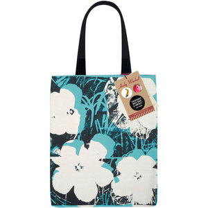 Poppies Tote Bag & Limited Edition Pins