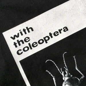 With The Coleoptera Unisex T-shirt