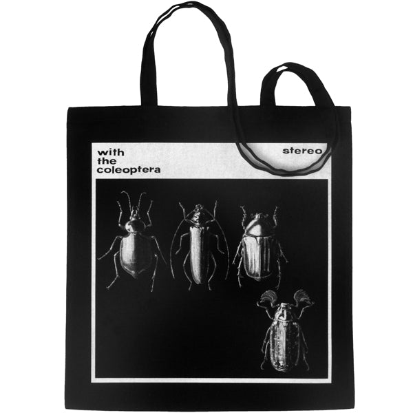 With The Coleoptera Tote Bag