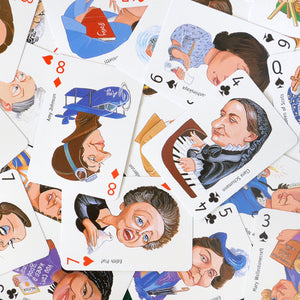 Woman's Hour Playing Cards