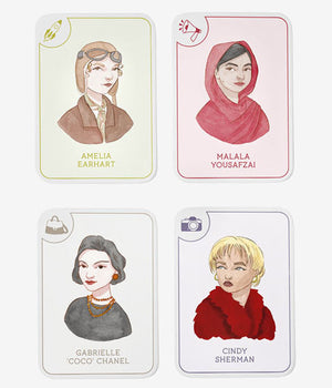 Wonder Women Card Game