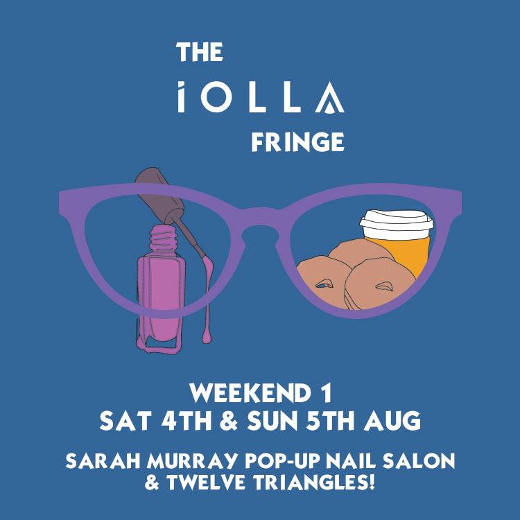 THE IOLLA FRINGE WEEKEND 1: SARAH MURRAY POP-UP NAIL SALON