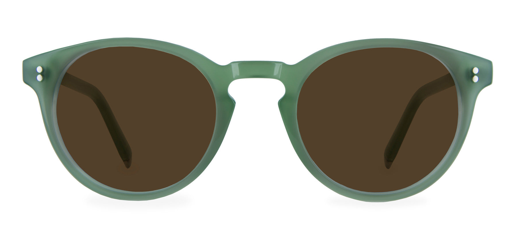 Khaki Green with Bronze Lenses