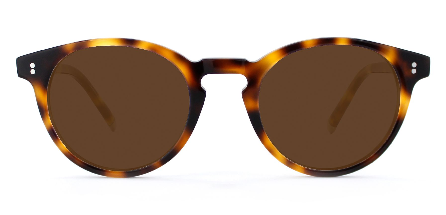 Light Medium Havana with Bronze Lenses