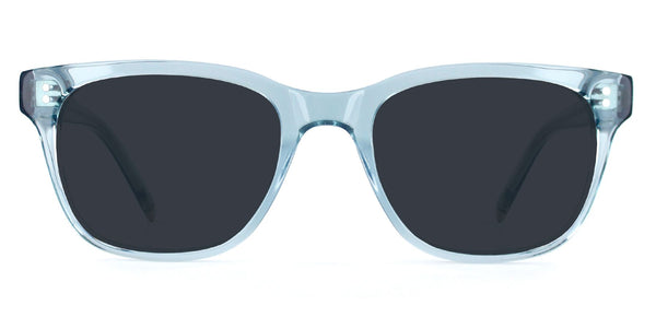 Teal Crystal with Neutral Grey Lenses
