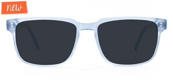 Pastel Blue with Neutral Grey Lenses