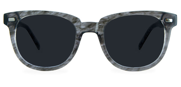 Grey Crystal with Neutral Grey Lenses