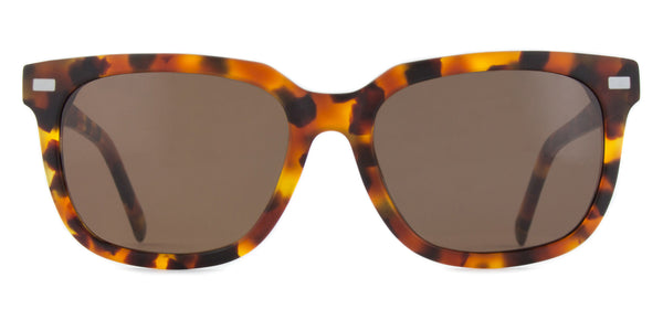 Matte Caramel Tortoise with Bronze Lenses