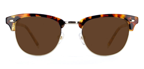 Caramel Tortoise with Bronze Lenses