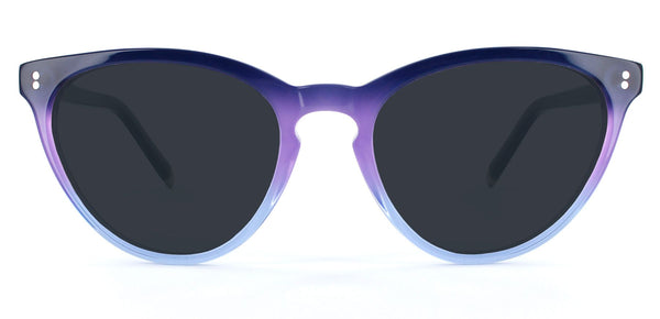 Plum Fade with Neutral Grey Lenses