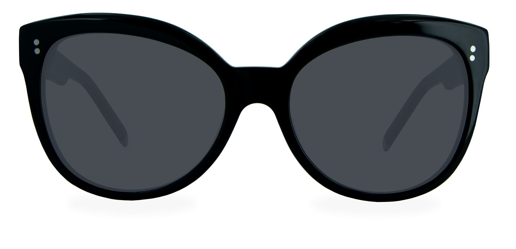 Black with Neutral Grey Lenses