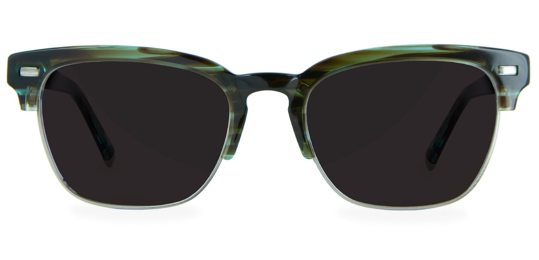Blue Havana with Neutral Grey Lenses