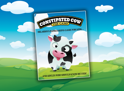 Constipated Cow