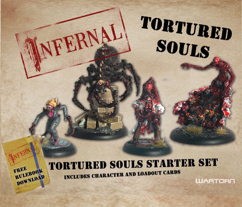 TS01 - Tortured Souls Starter Set