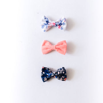 Lily Bow Clips