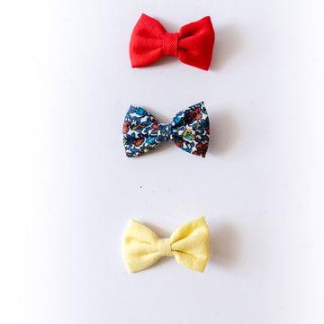 Leilani Bow Clips
