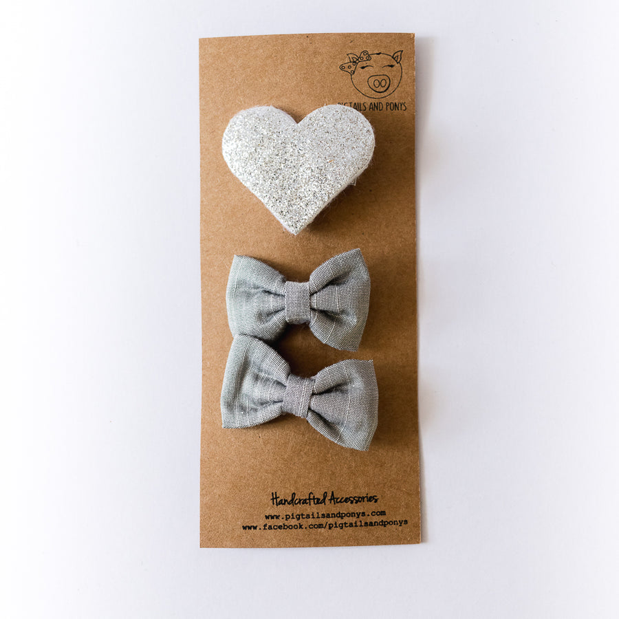 Penelope Bow Clips