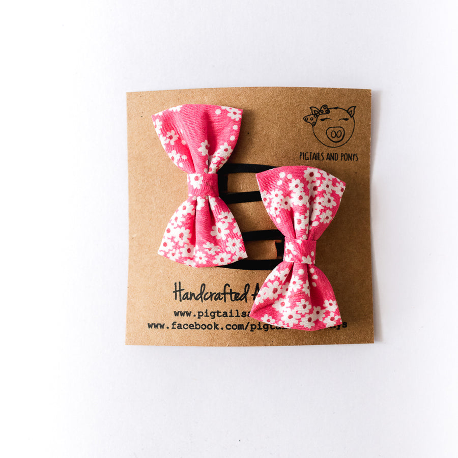 Clementine Bow Clip