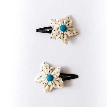 Juliet Flower Clips