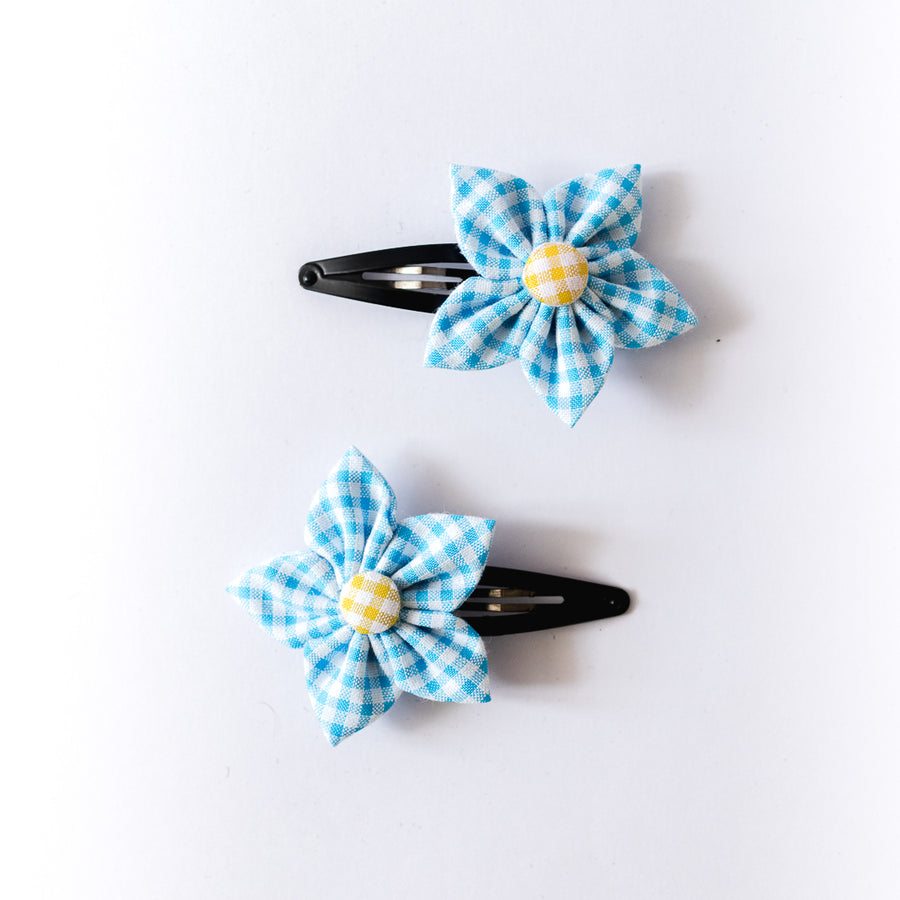 Sawyer Flower Clips