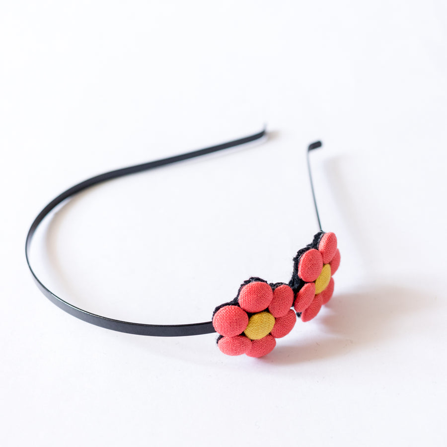 Cindy Flower Headband