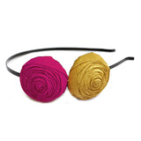 Dreamy Duo Headband - Pigtails and Ponys  - 1