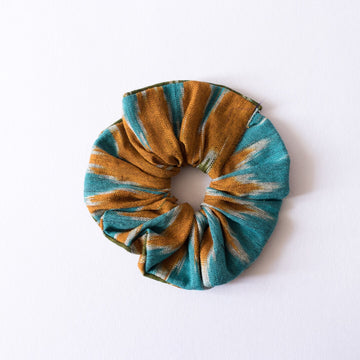Freesias Scrunchie