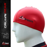 XStream - Lycra Swim Cap for Men