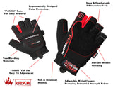 Fusion – Weightlifting Workout Gloves