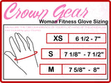 Phoenix Women's Weightlifting Workout Gloves