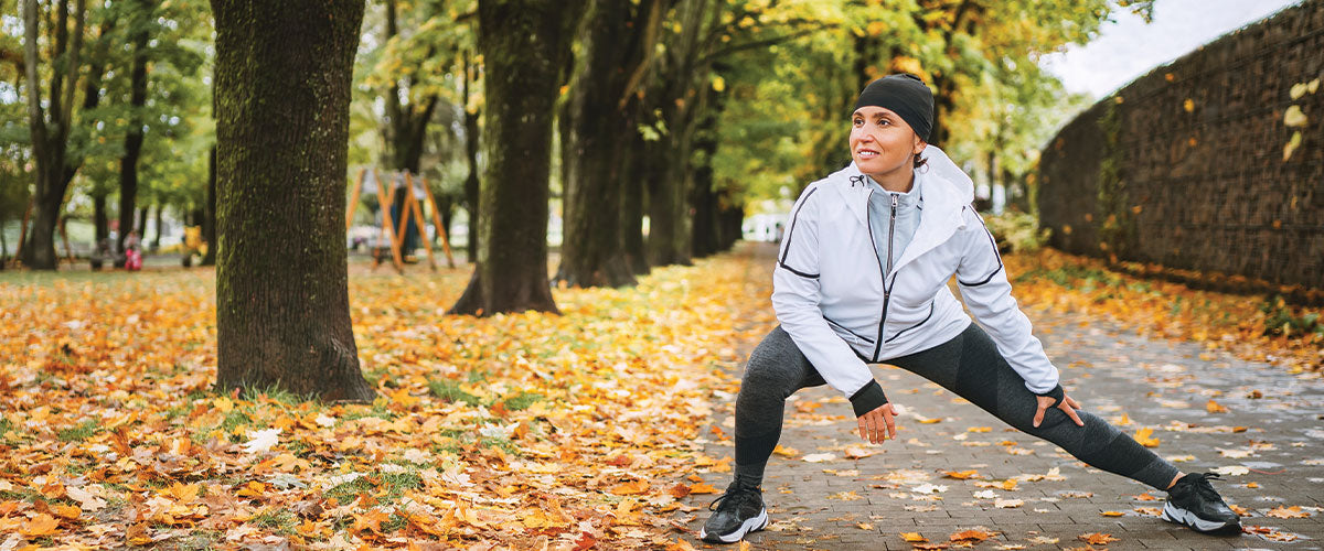 Get Active and Get Healthy for Active Aging Week