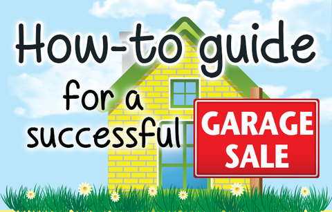 Top tips for a successful garage sale