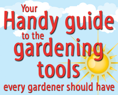 Your handy guide to the gardening tools every gardener should have