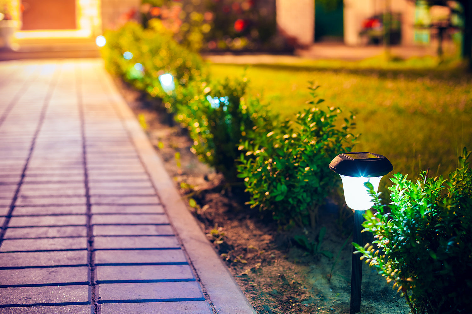 7 DO's for fabulous outdoor lighting
