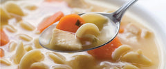 3 Savory Soups that Knock Out Colds