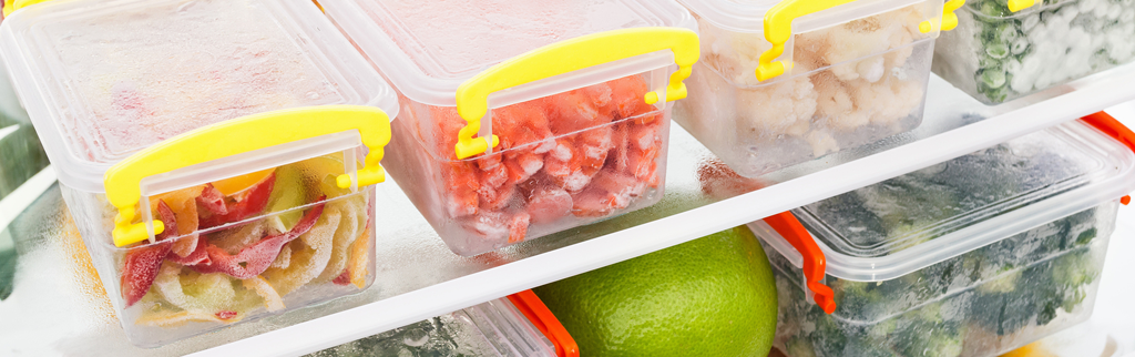Organize your fridge for food safety