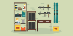Super Tips for Storing Home Care Items