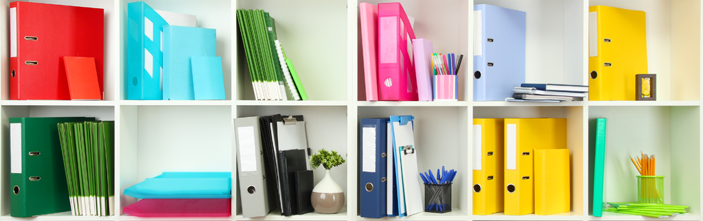 Manage finances by managing your office clutter