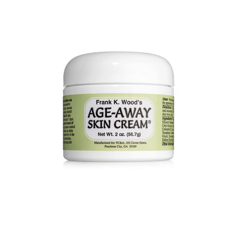 Frank K. Wood's Age-Away Skin Cream<sup>®</sup> 1 - Jar